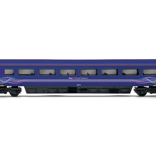 Hornby R40033 Mk3 TSD trailer standard disabled 42012 (Coach C) in FGW livery