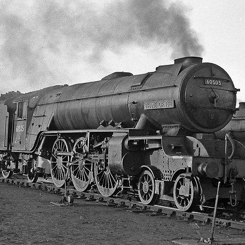 Hornby R3831 BR, Thompson Class A2/2, 4-6-2, 60505 'Thane of Fife' - Era 5