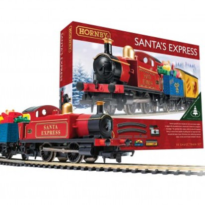 Hornby R1248 Santa's Express - Christmas starter train set