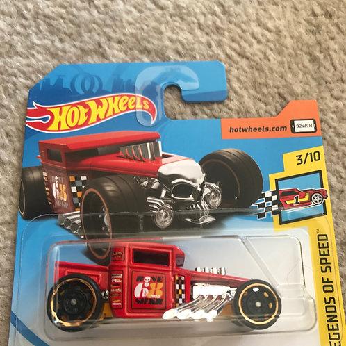 Hot Wheels Legends of Speed Bone Shaker