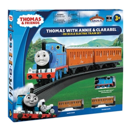 Thomas with Annie & Clarabel Train Set with Moving Eyes