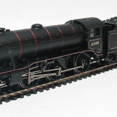 32-277 K3 61949 BR Black (Late Crest)