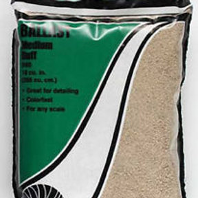 Woodland Scenics B80 Medium Buff Ballast