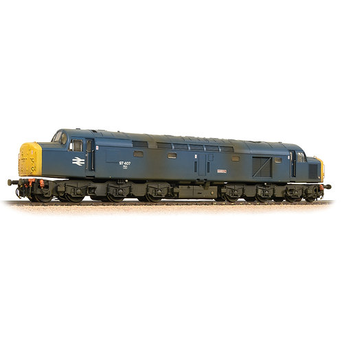 "Bachmann 32-651A Class 44 44006 ""Whernside"" in BR blue (Weathered)"