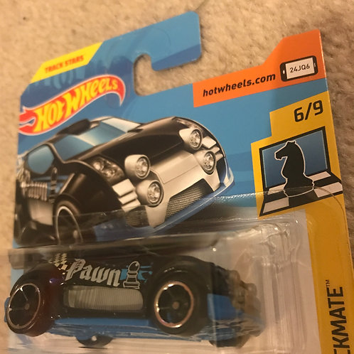 Hot Wheels Checkmate Fast 4WD Pawn