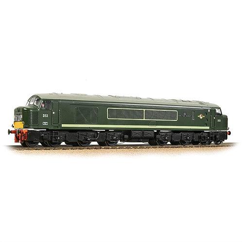"Bachmann Branchline 32-682 Class 45 'Peak' D53 ""Royal Tank Regiment"" in BR green"