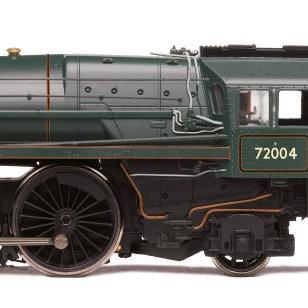 R3995 Hornby Clan Std 6MT 4-6-2 Steam Loco number 72004