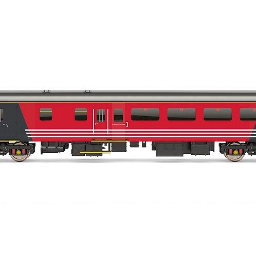 Hornby R4945 Mk2F BSO brake standard open 9539 in Virgin Trains