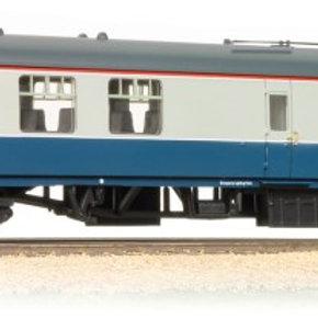 Bachmann 39-264A BR Mk1 RMB Miniature Buffet Carriage Blue and Grey