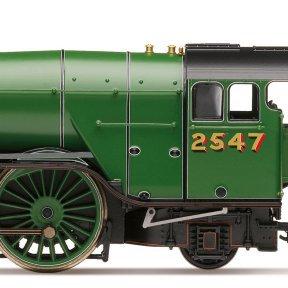 """R3990 Hornby A1 4-6-2 Steam Loco number 2547 """"Doncaster"""" LNER"""