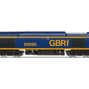 Hornby R30025 Class 60 60095 in GBRf livery
