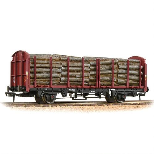 Bachmann Branchline 38-301A BR OTA Timber Wagon EWS