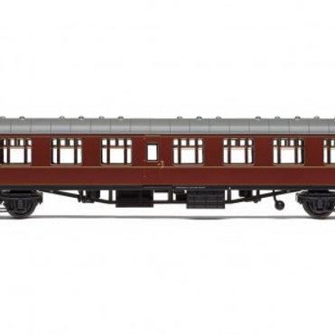 Hornby R4783 BR Mk1 Corridor 2nd Coach E24693 Maroon
