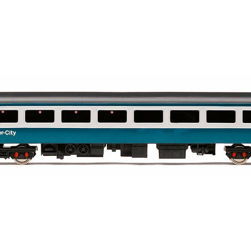 Hornby R4806 BR Mk2D 2nd Open Coach E5714 Blue and Grey