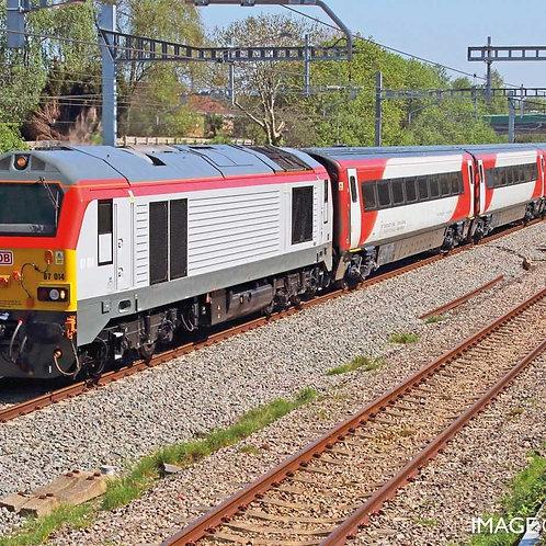 Hornby R40187B Transport for Wales, Mk4 Standard, Coach D - Era 11