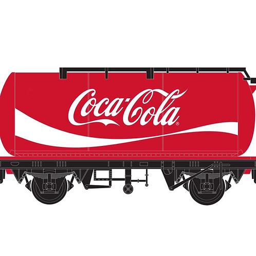 Hornby R6933 Tank Wagon Coca Cola