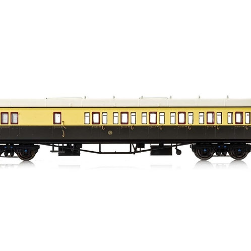 Hornby R4877 Collett 57' 'Bow ended' non-corridor brake third (Right-hand) 4972