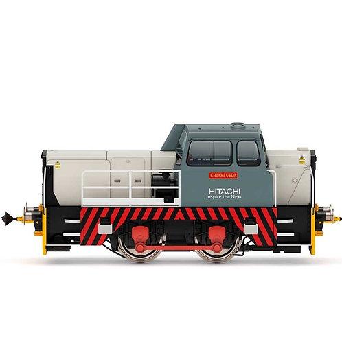 R30010 Hitachi, Sentinel, 0-4-0, 'Chiaki Ueda' - Era 11