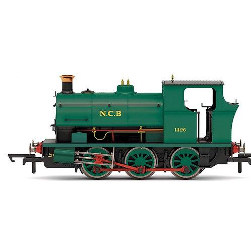 Hornby R3766 Class B2 Peckett 0-6-0ST 1426/1916 in National Coal Board green