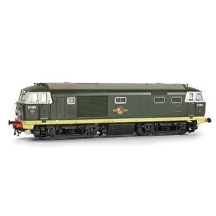Class 35 'Hymek' D7005 BR Two-Tone Green