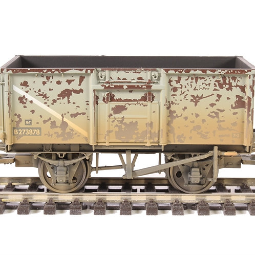 37-225H 16 Ton Steel Mineral Wagon (Weathered)