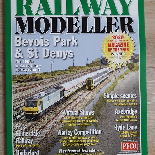 Railway Modeller October 2020