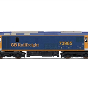 Hornby R3911 GBRf, Class 73, Bo-Bo, 73965 - Era 11. Due Soon