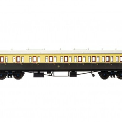 Hornby R4874 Collett 57' 'Bow ended' non-corridor composite (Left-hand) 6360