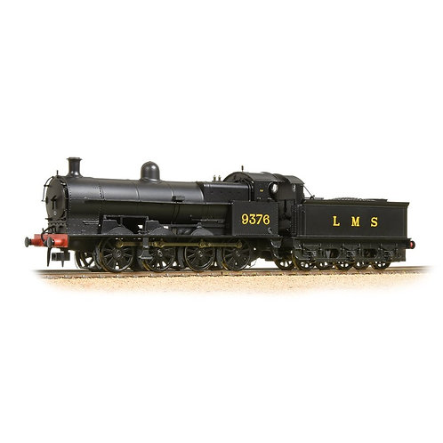 Bachmann 31-480 G2A  9376 LMS Black