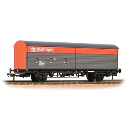 BR VBA Van BR Railfreight Red & Grey