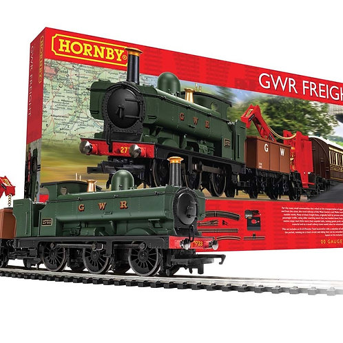 Hornby R1254M GWR Freight Train Set