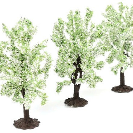Gaugemaster GM-GM181 Plum in Blossom Tree Set (Pack of 3)