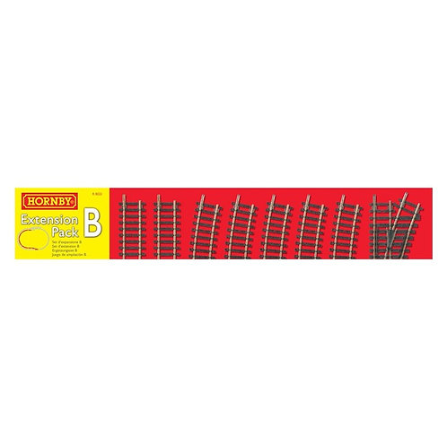 Hornby R8222 Track Extension Pack B