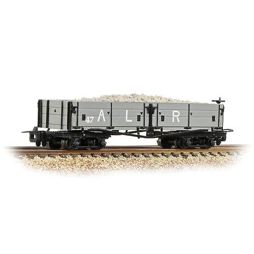 Bachmann Narrow Gauge 393-052A D Class Open Bogie Wagon ALR