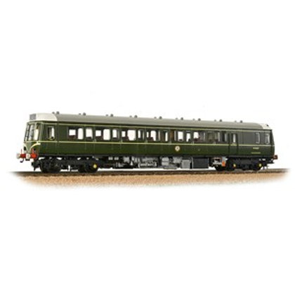 Bachmann Branchline 35-525 Class 121 Single Car DMU BR Green (Speed Whiskers)