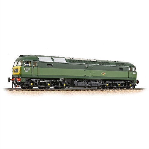 Bachmann Branchline 32-806 Class 47/0 D1842 in BR green with small yellow panels