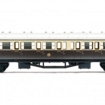 Hornby R4523 Railroad GWR Composite Coach