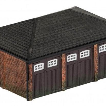 Hornby R9812 Skaledale Triple Garage