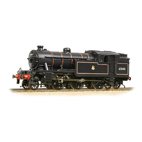Bachmann 31-615 V3 Tank 67690 BR Lined Black Early Crest