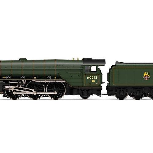 Hornby R3834 BR, Thompson Class A2/3, 4-6-2, 60512 'Steady Aim' - Era 4