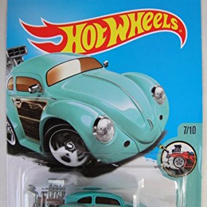 Hot Wheels Tooned 7/10 VW Beetle