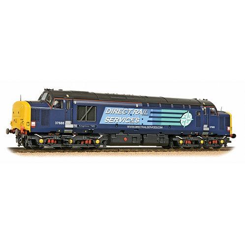 "Bachmann 32-392 Class 37/5 37688 ""Kingmoor TMD"" in Direct Rail Service"