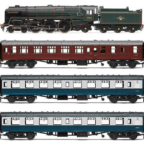 Hornby R3607 15 Guinea Special 50th Anniversary train pack