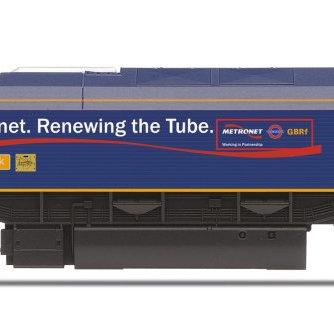 R30021 Hornby Class 66 Diesel Locomotive number 66 721