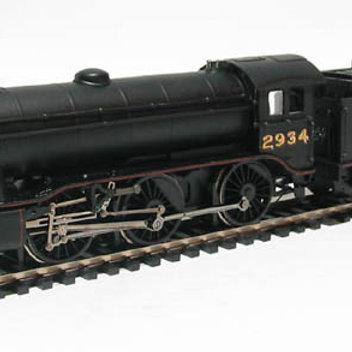32-275 K3 LNER 2934 Standard tender