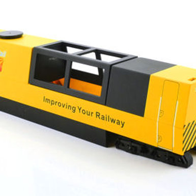 GM 00 Gauge Network Rail Track Cleaning Vehicle