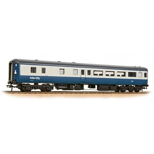 "Bachmann 39-700 Mk2F ""Aircon"" BSO brake second open in BR blue and grey"