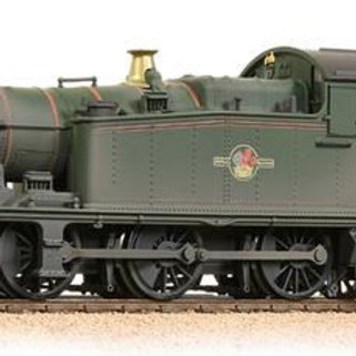 Bachmann 32-083A 56xx Tank 6644 BR Green Late Crest (Weathered)