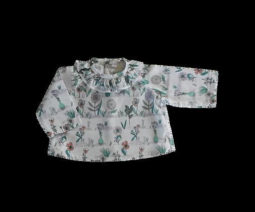 blouse hygge plantes et herbes