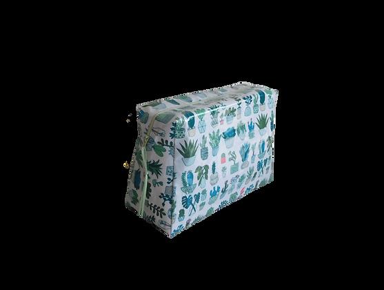 trousse de toilette - cactus a.fluo